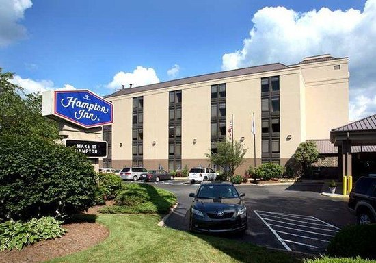 Hampton Inn Boone: Exterior