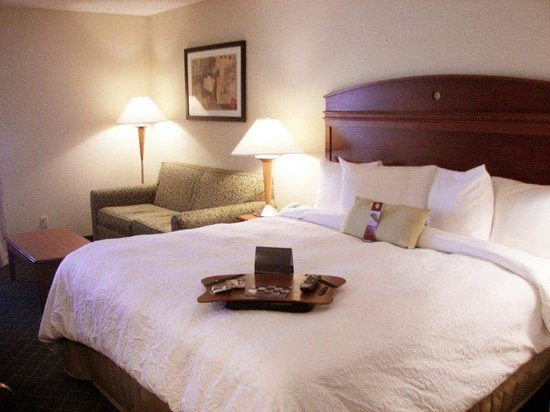 Hampton Inn Milwaukee Northwest: King Study