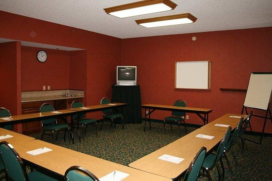 Hampton Inn Phoenix/Mesa: Meeting Room