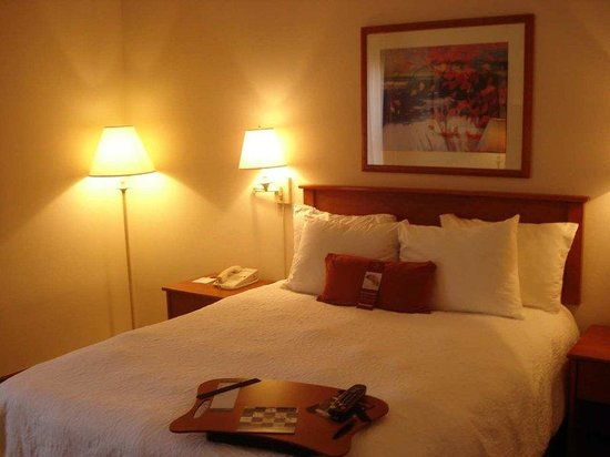 Hampton Inn Phoenix/Mesa: One Queen Bed Guestroom