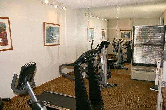 Hampton Inn Phoenix/Mesa: Fitness Center