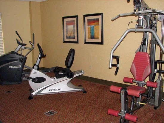 Hampton Inn Knoxville-West At Cedar Bluff: Fitness Center