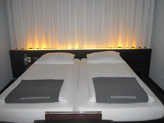 Hotel Concorde: .