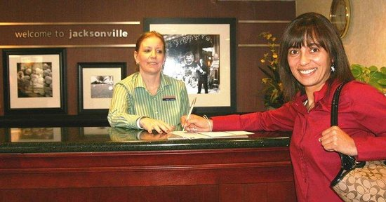 Hampton Inn Jacksonville - I-95 South: Welcome Home