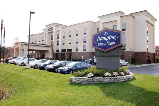 ‪Hampton Inn & Suites Albany Airport‬