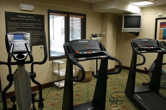 Burkburnett, TX: Fitness Center