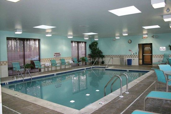 Hampton Inn Rehoboth Beach: Indoor Heated Pool