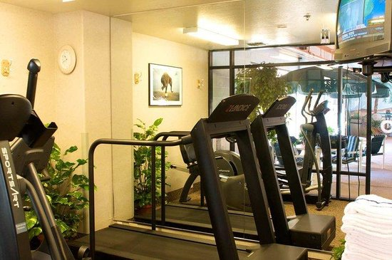 Hampton Inn Prescott: Fitness Center