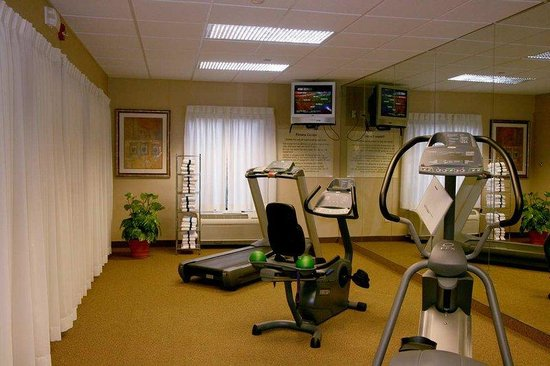 Hampton Inn Wichita Falls: Fitness Center
