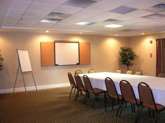 Hampton Inn Panama City Beach : Meeting Room