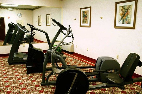 Hampton Inn Quakertown: Fitness Center