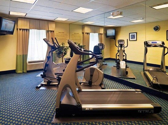 Hampton Inn & Suites Clermont: Fitness Center
