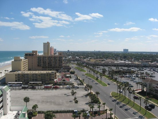 Daytona Beach Resort and Conference Center:                   City view