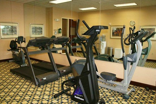 Hampton Inn & Suites Wellington: Fitness Center