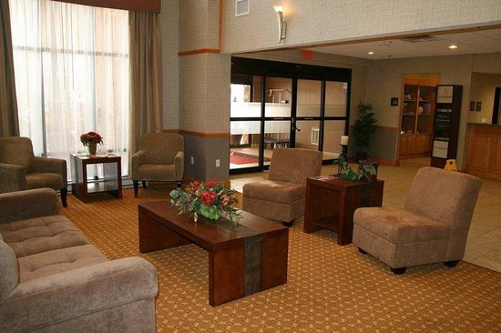 Hampton Inn Suites Columbus Hilliard: Lobby