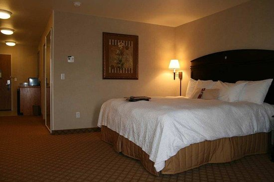 Hampton Inn And Suites Gallup: King Study Guestroom
