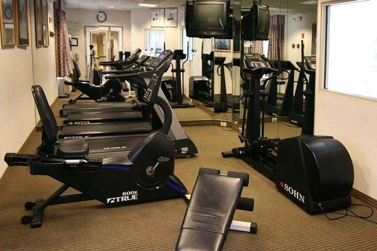 Hampton Inn and Suites Leesburg: Fitness Center