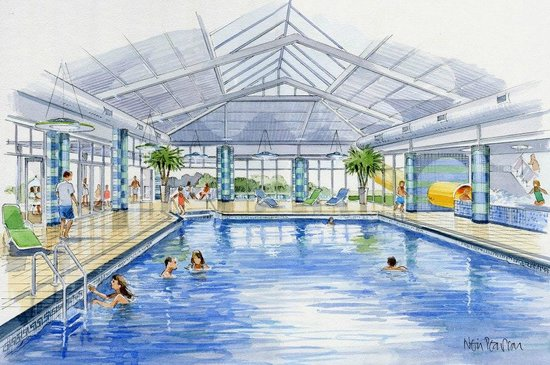 National Caravan Council Approved Picture Of Southview Leisure Park Park Resorts Skegness