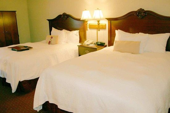 Hampton Inn Summerville: Double Room