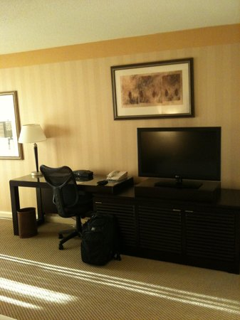 DoubleTree by Hilton Hotel Houston - Greenway Plaza: Desk