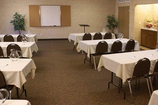 Hampton Inn Ft. Collins: Meeting Room