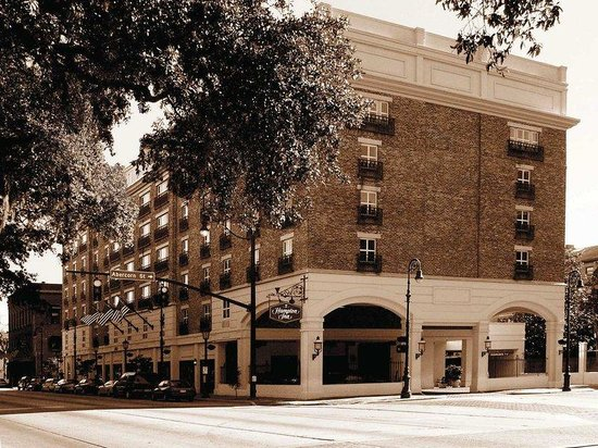 ‪Hampton Inn Savannah - Historic District‬