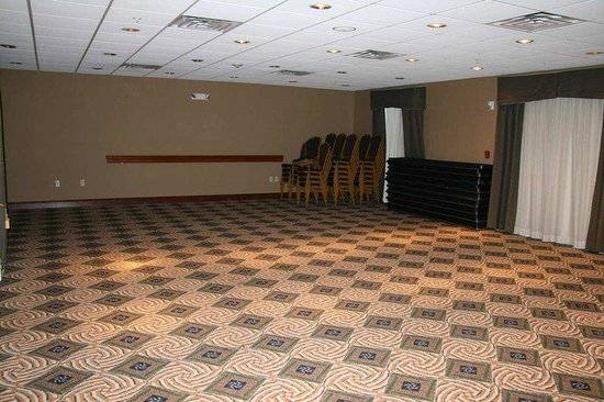 Hampton Inn Pine Grove: Large Meeting Room