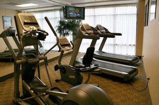 Hampton Inn Elizabeth City: Fitness Room