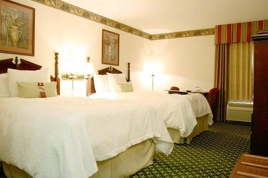 Hampton Inn Elkhart: Double Room