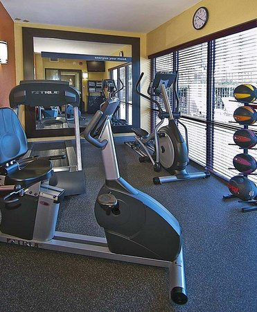 Hampton Inn Biloxi / Ocean Springs: Fitness Center