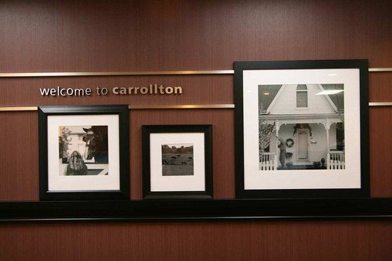 Hampton Inn Carrollton: Welcome to Carrollton, KY
