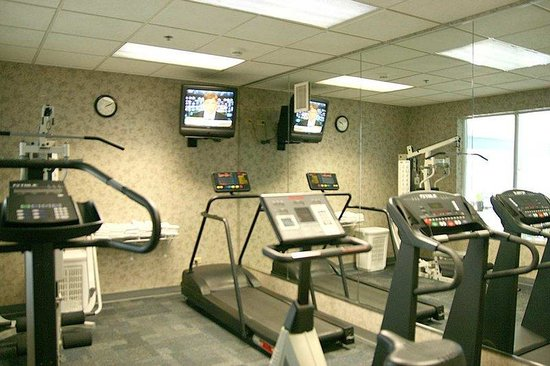 Hampton Inn and Suites Chicago Lincolnshire: Fitness Center