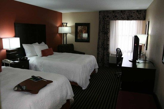 Hampton Inn Tullahoma: Double Room