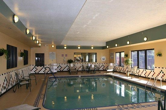 Hampton Inn Midland : Pool