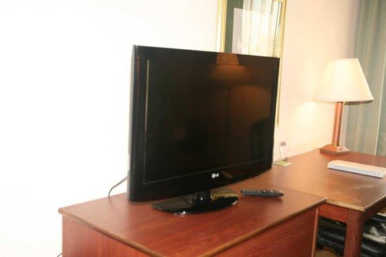 Hampton Inn Lafayette: Flat Screen Television