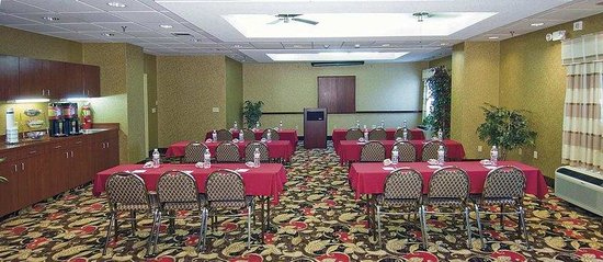 Hampton Inn Jackson Clinton: Clinton Room