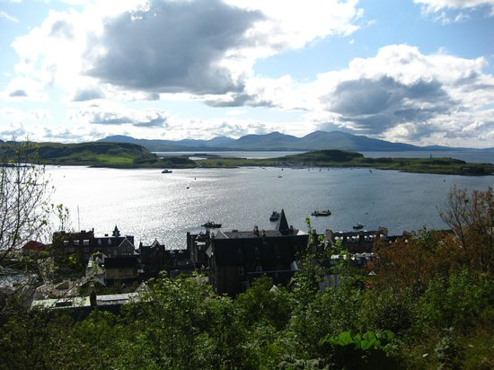 Avoncraig B&B: Vistas / views