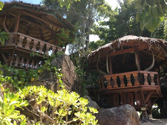 Haad Son Resort & Restaurant: tree houses