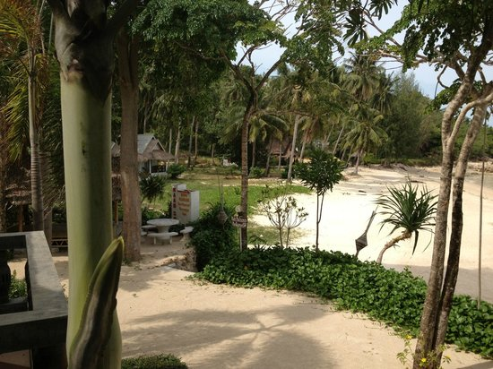 Haad Son Resort & Restaurant: grounds