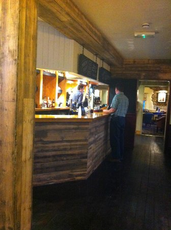 Kidlington, UK:                   Lovely bar