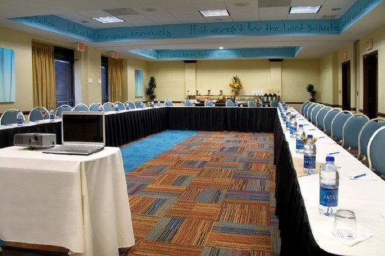 Hotel Indigo Chicago - Vernon Hills: Inspiration Meeting Room U-Shape