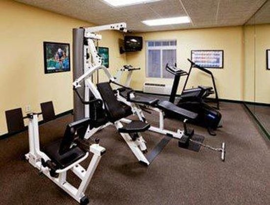 Hawthorn Suites by Wyndham Conyers: Fitness Center