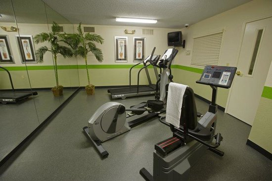 Extended Stay America - Fremont - Newark: On-Site Fitness Facility