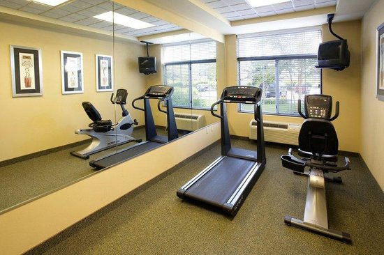 Extended Stay America - Chesapeake - Greenbrier Circle: On-Site Fitness Facility