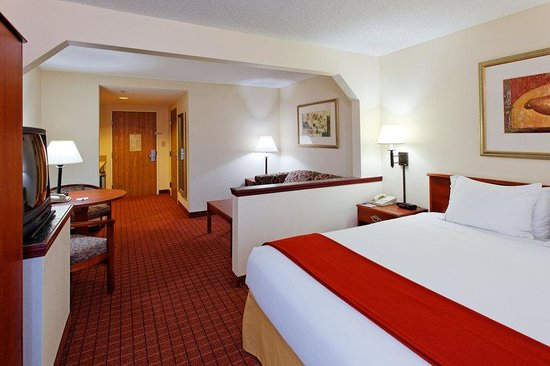 Holiday Inn Express: Suite