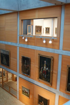 Yale Center for British Art: rich collection of British art is a treat for those who love it.