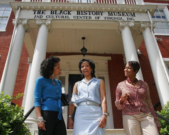 Holiday Inn Express Richmond Mechanicsville: black history museum