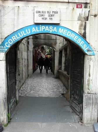 Photos of Corlulu Ali pasa Medresesi, Istanbul