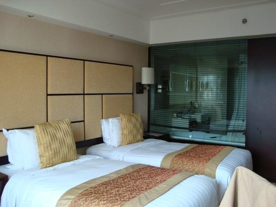 Radisson Blu Hotel Shanghai Hong Quan: Room # 624
