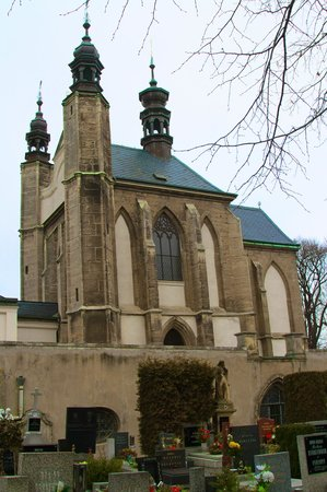 Kutna Hora, Tschechien: church